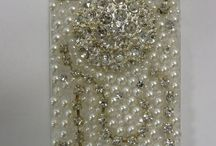 Bling phone cases / Sparkle, shine and glamour