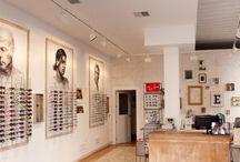 Optical shop stuff / Furniture and co.