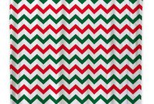 CHRISTMAS SHOWER CURTAINS!