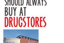 Shopping secrets
