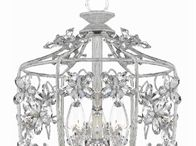 Crystorama Lighting Abbie Collection / Crystorama Lighting has been around in the lighting industry for several years maintaining its reputation to be the leading producer of exceptionally creative lighting products.