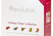 Revolution Tea Variety Packs