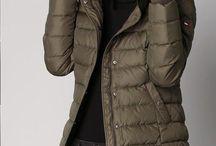 manteau doudoune veste