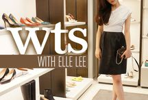 WTS with Elle Lee / My fashion shopping column on butterboom.com