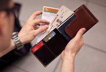 Traveller's wallet