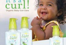 natural hair care for babies
