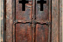 stare drzwi / Stare drzwi i stolarka