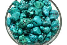 Turquoise Crystals