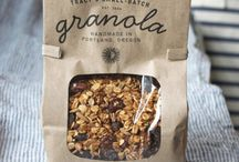 Granola Packing