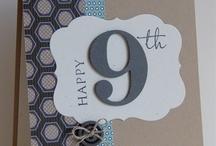 Cards - Birthday / by Kim Getty