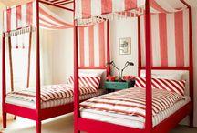Bedrooms / by Barrie Benson