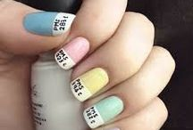 nail designs / my favourite nail designs- none of the photos are mine...  :) Molly xoxo