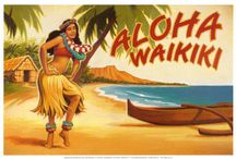 Hawaii - My other Island home / Everything that makes my heart skip a beat about paradise on earth!