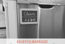 A Joyful Marriage Project / a year-long project to find at least ONE joy that happened in my marriage each week! I challenge you to try it out!