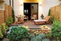 ogród i ogrodzenie pomysły