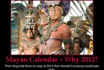 Mayan Calendar Predictions for 2012