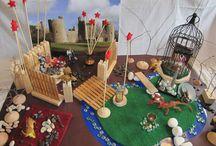 Thema: ridders & kastelen