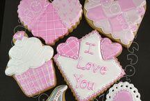 Namorados biscoito