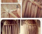 Trança de cabelo