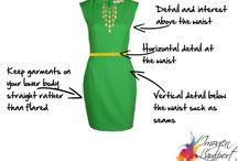 8 Shape Outfits