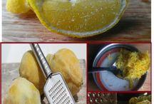 Food and drink lemon