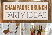 Brunch Party ideas / by Queen Bee Consulting