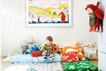 Nursery & toddler spaces