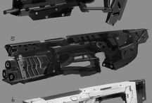Weapons / Sci-Fi
