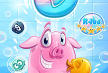 Game splash screen & Game Title