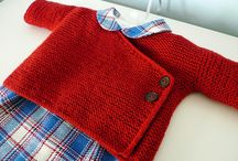 K- is for KNITTING FOR BABIES / by Quilty Grama