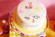 Rainbow Party / by That Cute Little Cake