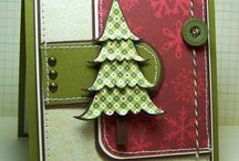 Cards (Christmas) 3 / by Cindy Fisher