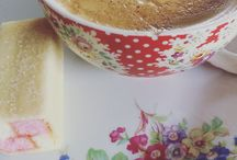 Coffee and Cake / Coffee and Cake pretty cups and plates