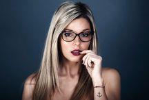 FEMALE • Glasses