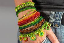 bracelete croche