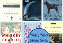 Reading Recommendations / Books I recommend on my blog's 'Friday Faves' or 'Top Ten' selections