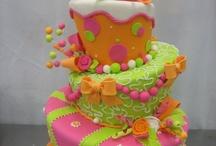 tupsy turvy cakes