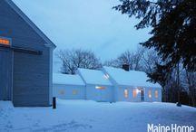 Big house, Little house, back house, barn