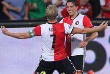 Feyenoord 2016 naar 1e plaats? Kuyt maakt het verschil! Kom op Dirk dit wordt jou jaar!