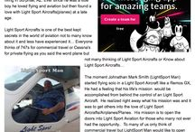 LightSport Man hits the news in PR Wire