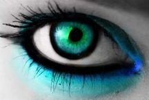 eyes and makeup  / by Jenna Lloyd