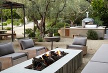 outdoor living / because outside can be as beautifully decorated as inside