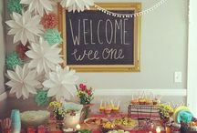 Baby Shower/Misc. Party Ideas