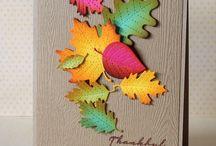 Stampn' Up! - Vintage Leaves