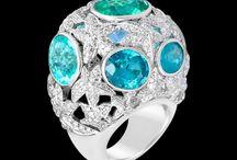 ~  ' * Paraiba Tourmaline ▫Blue & Mint  ♦ Jewellery * '  ~
