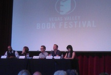 Vegas Valley Book Festival / by Wolf 'Hugh' O'Rourc