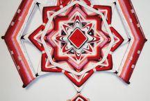 Mandala, Dreamcatcher, Temari