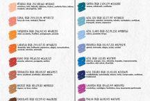 Cores/ Colors