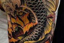 Fisch-Tattoos