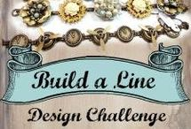 Build A Line Challenge from B'sue Boutiques / Here is where we will post photos of our Build A Line challenge journey during the next several months.  The challenge is sponsored by http://www.bsueboutiques.com and will concentrate on handmade artists' reigning in their skills to develop a cohesive line of jewelry that appeals to trend as well as to taste, at impulse prices.   We're growing our brands and widening horizons!  Join us for the adventure!